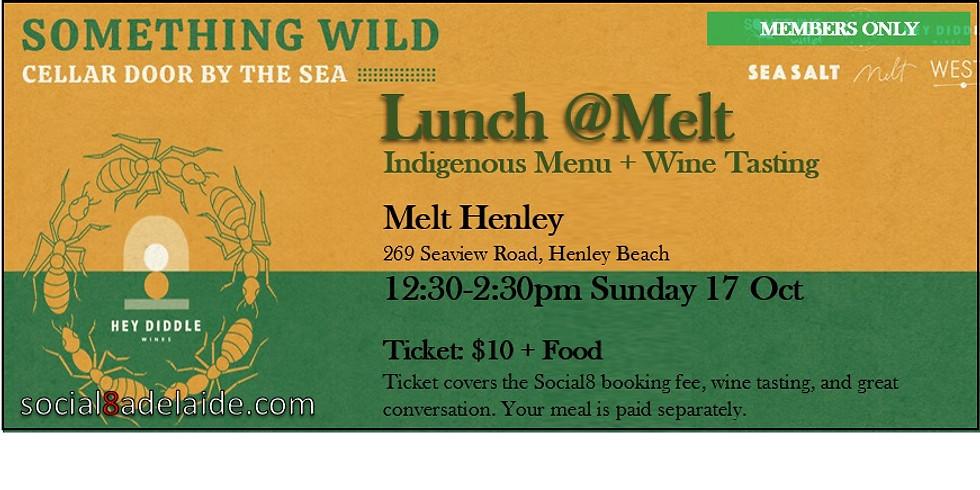 Lunch @Melt