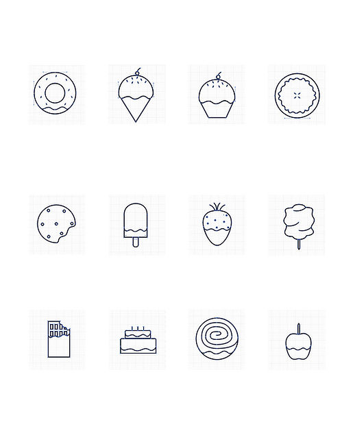 Project 2_Icons Poster_BW_grid.jpg