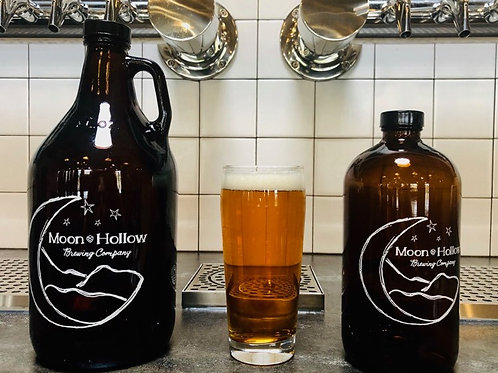 Beer Growler Fill