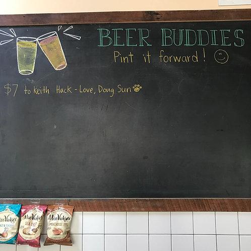 Beer Buddies-Pint it Forward