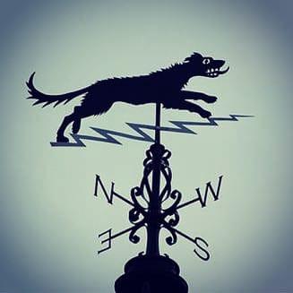 The Spectral Black Dog