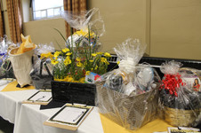 Silent Auction Table