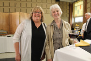 Kelly Phillips and Anne Nemetz-Carlson, Executive Director