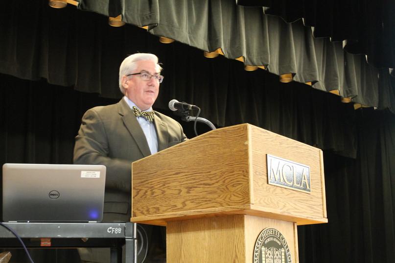 Dr. James Birge, MCLA