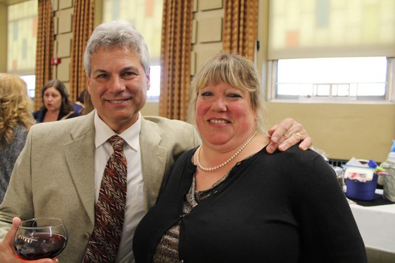 Bill and Lisa Blackmer