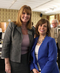 Jean Noel, Greylock Federal Credit Union with Christa