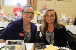 Melissa Poirot and Amanda Ramsdell, NBT Bank