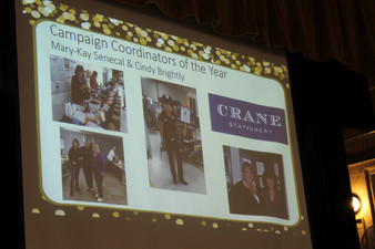 Campaign Coordinators of the Year Award