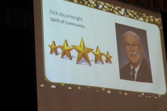 Spirit of Community Honoree