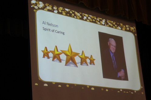 Spirit of Caring Honoree