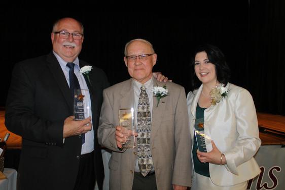 Spirit of Caring Awardees