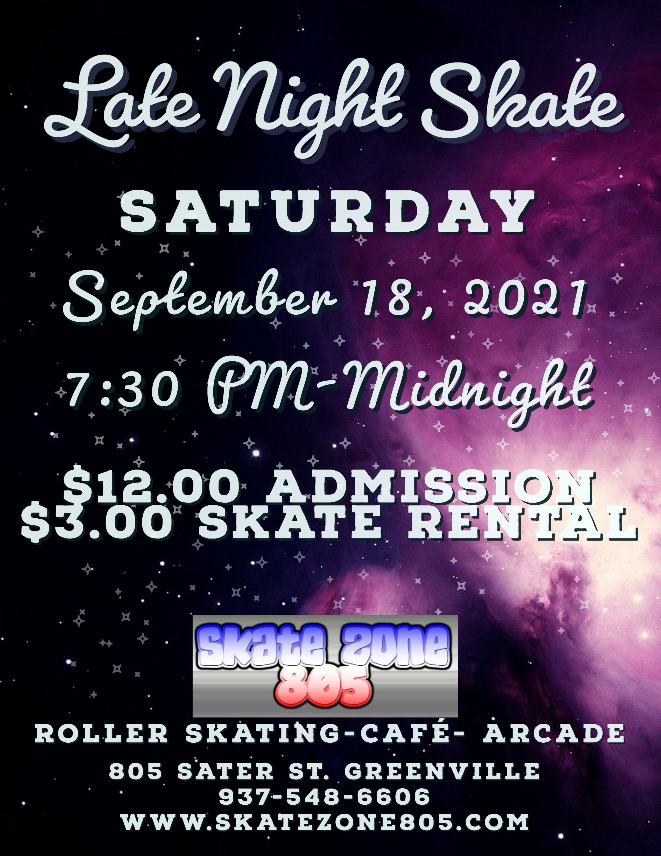Late Night Skate