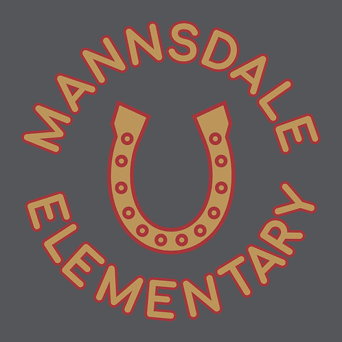 Mannsdale Elementary Adhesive Decal