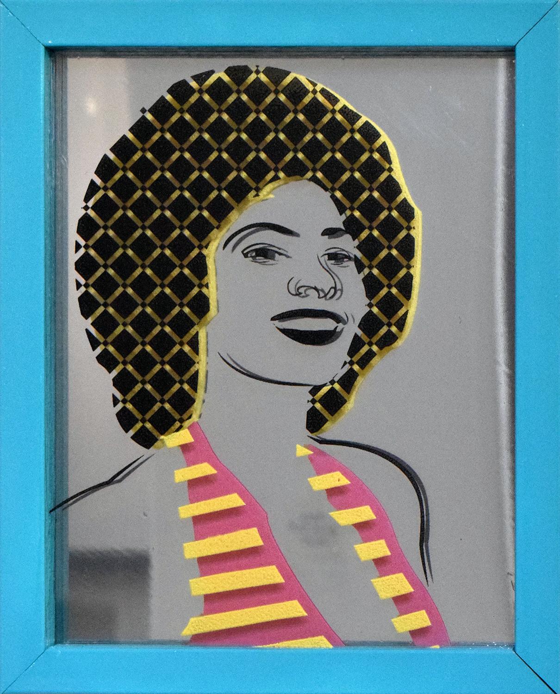 AfroQueen Pam Grier
