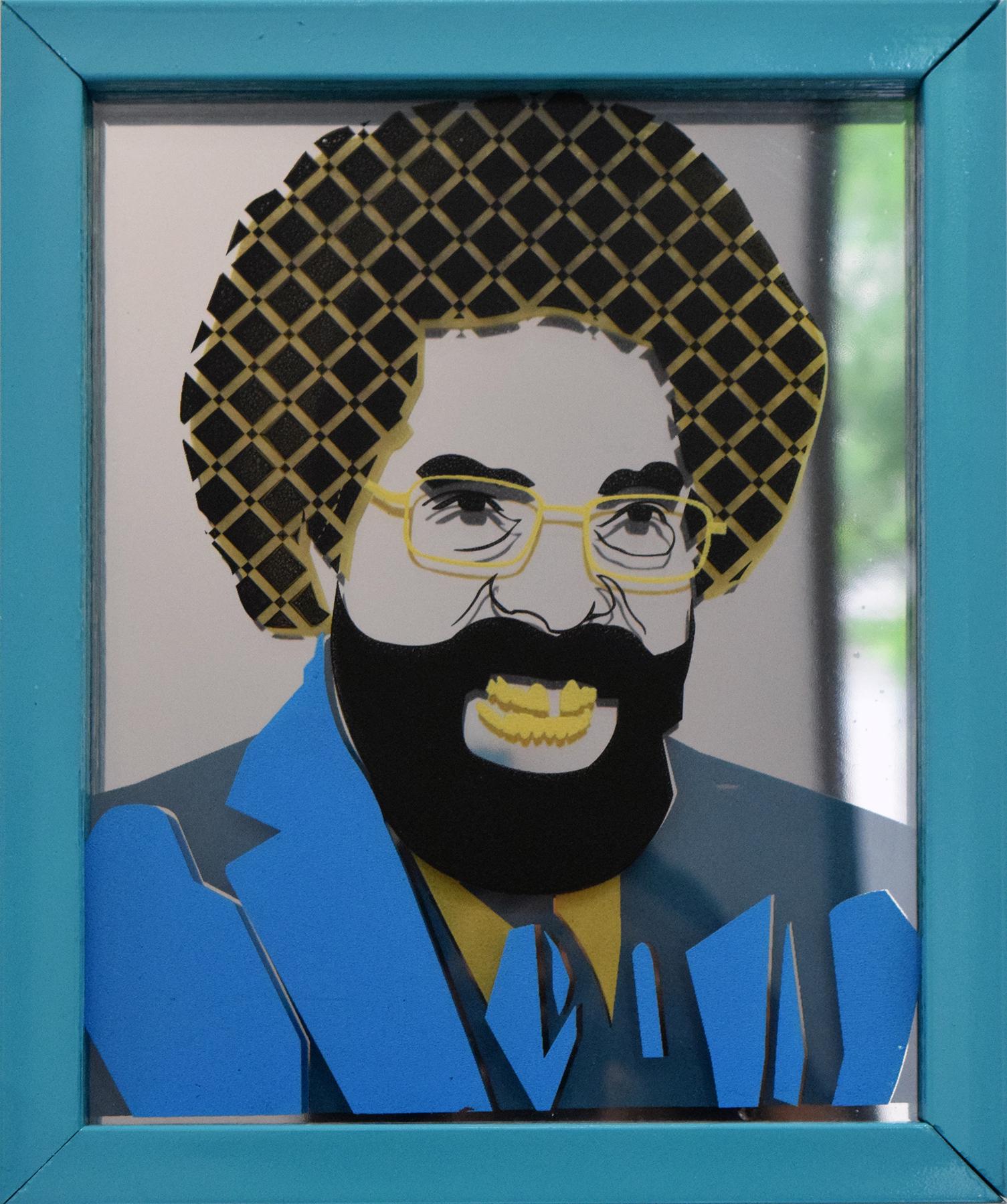 AfroKing Cornel West