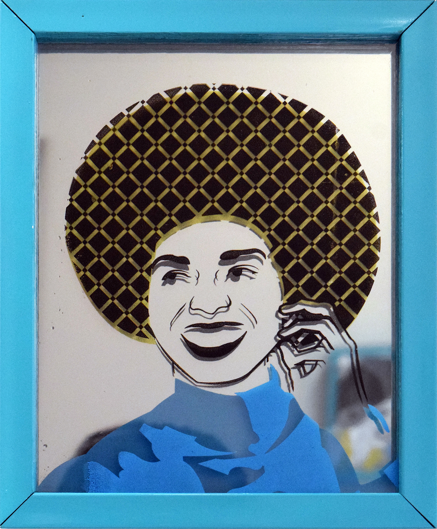 AfroQueen Angela Davis