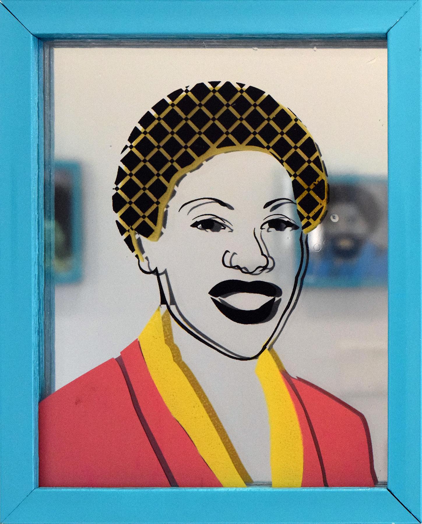 AfroQueen Wanda Bey