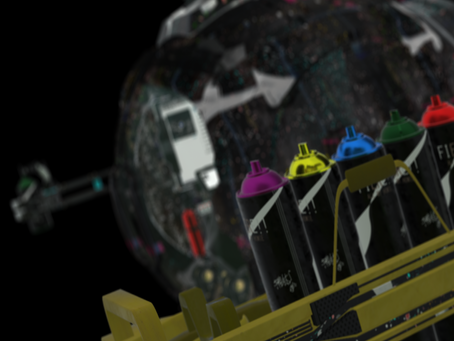 Ae(Adobe After Effects) 全エフェクトのメモ276編(3D Glasses 3Dメガネ)