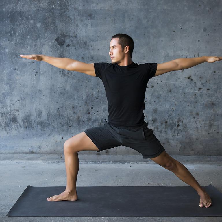 Männer Yoga Workshop