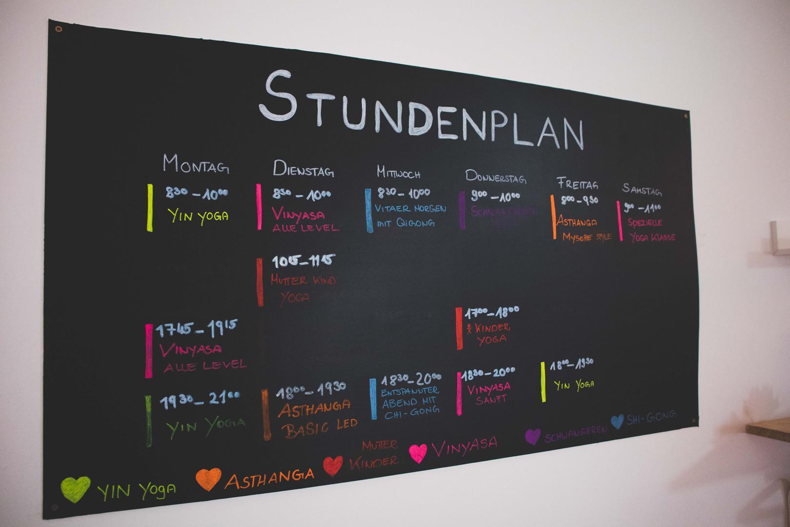Studenplan 2019