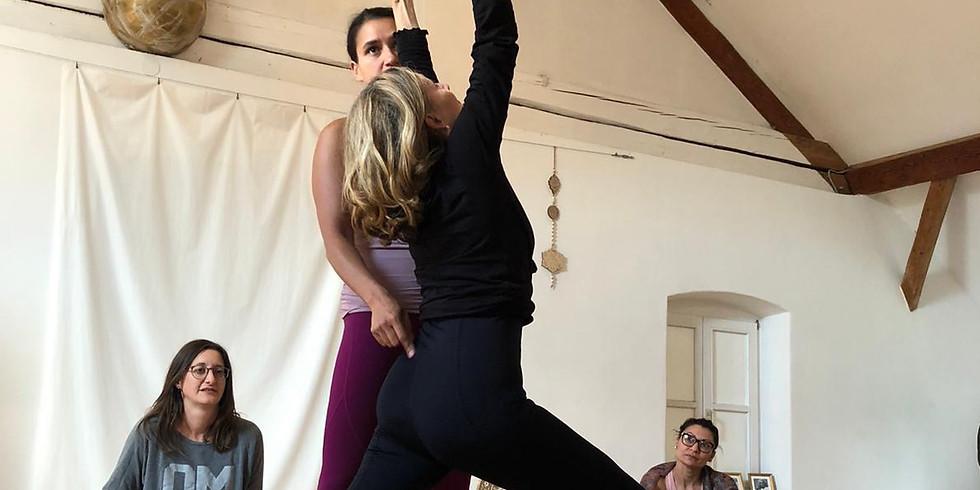 Yogalehrer Ausbildung Info Abend