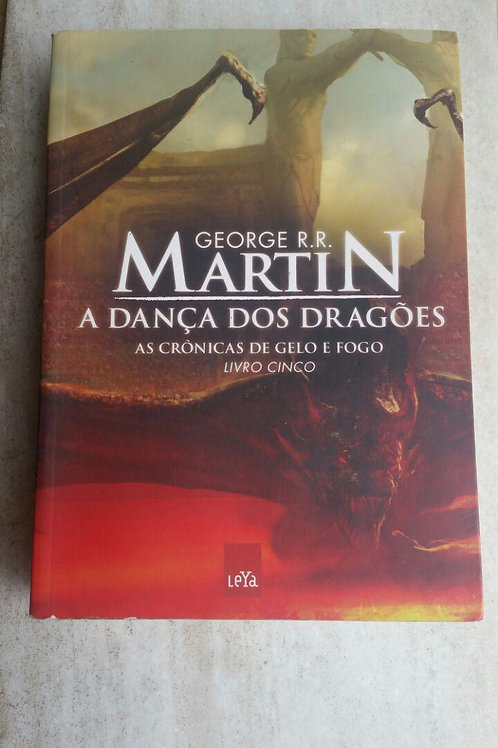 Game of Thrones - Vol 5 - A Dança dos Dragões