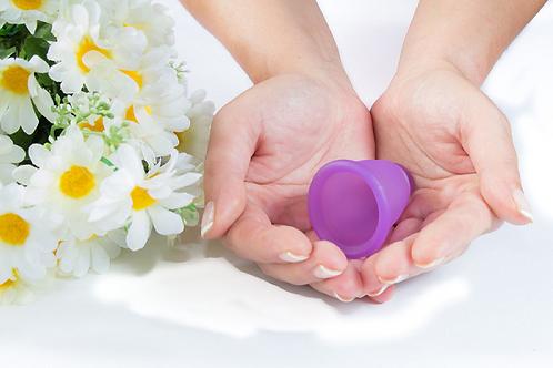 Coletor Menstrual (de qualidade) Importado Pequeno