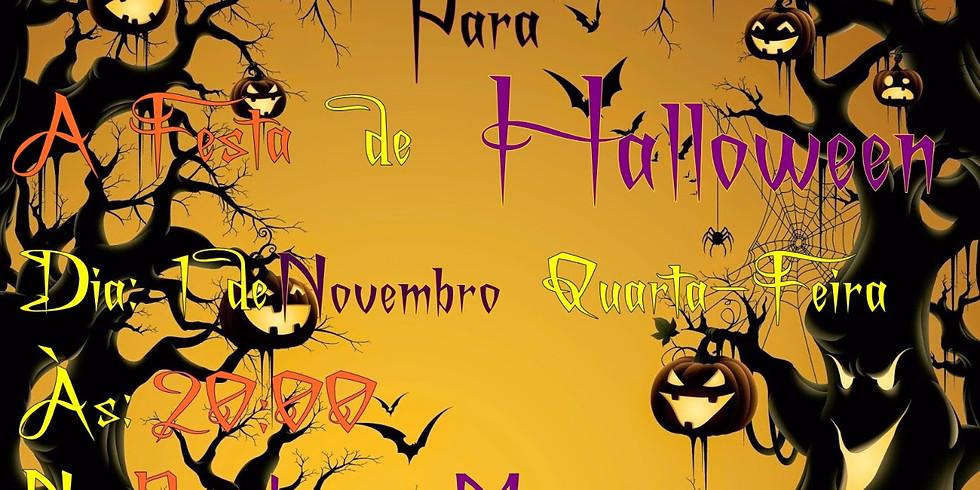 Festa de Hallowen