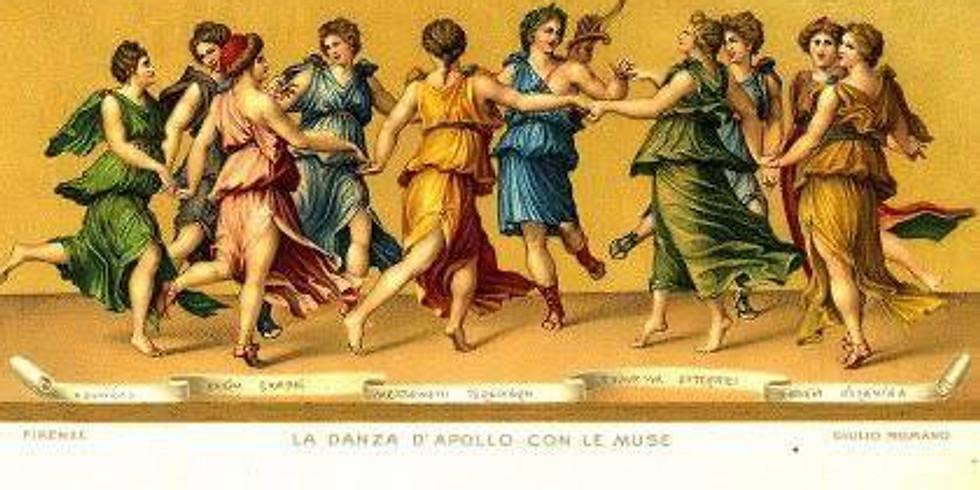 Aula Inaugural de Dança Ritualística