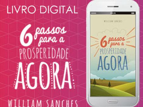 eBook 6 Passos Para a Prosperidade Agora!