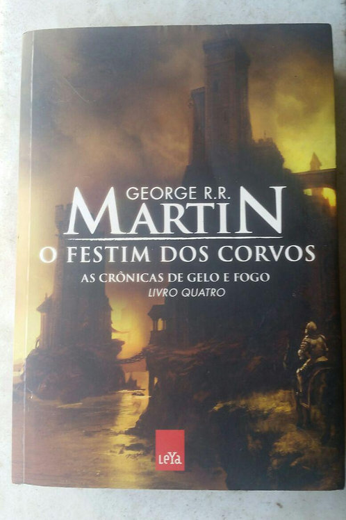 Game of Thrones - Vol 4 - O Festim dos Corvos