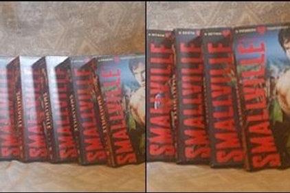 Smallville (1ª; 6ª; 7ª; 8ª; 9ª; 10ª)