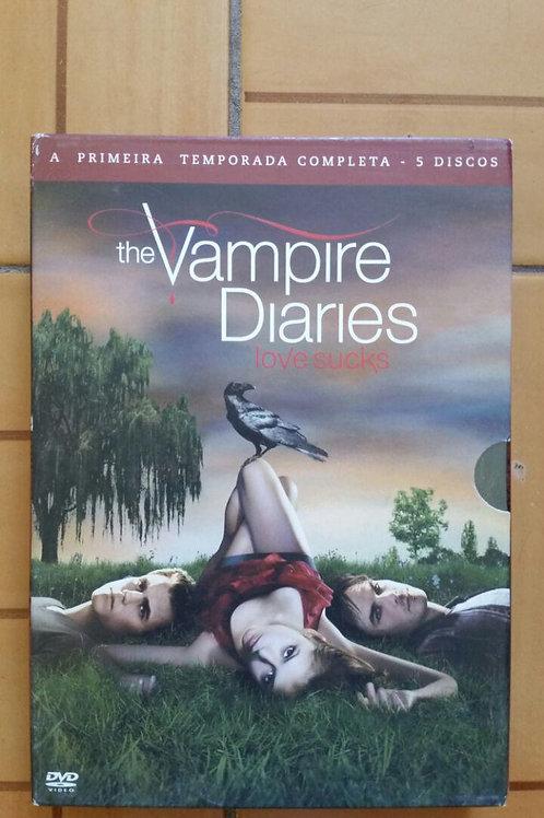 Vampire Diaries Primeira Temporada