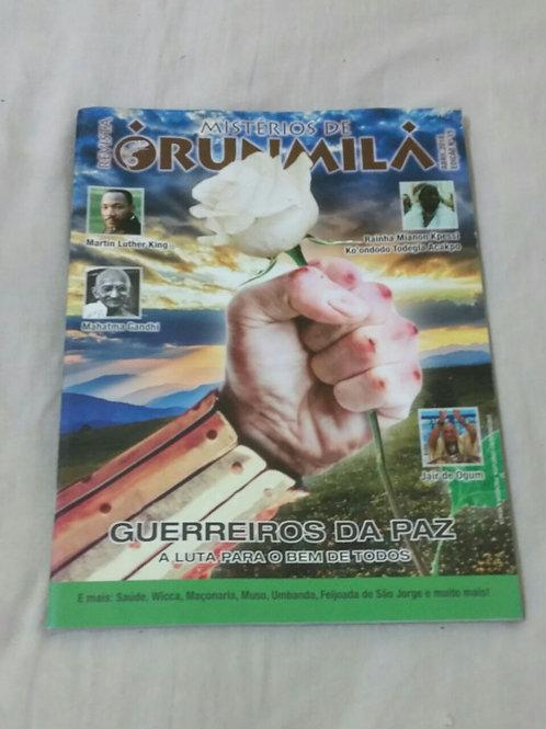 Edição Guerreiros da Paz