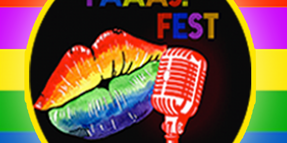YAAAS! Fest - Queer Comedy Competition (Stand Up) (1)