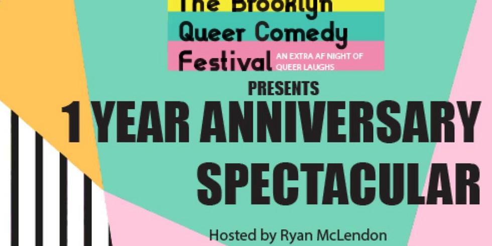 Brooklyn Queer Comedy Festival