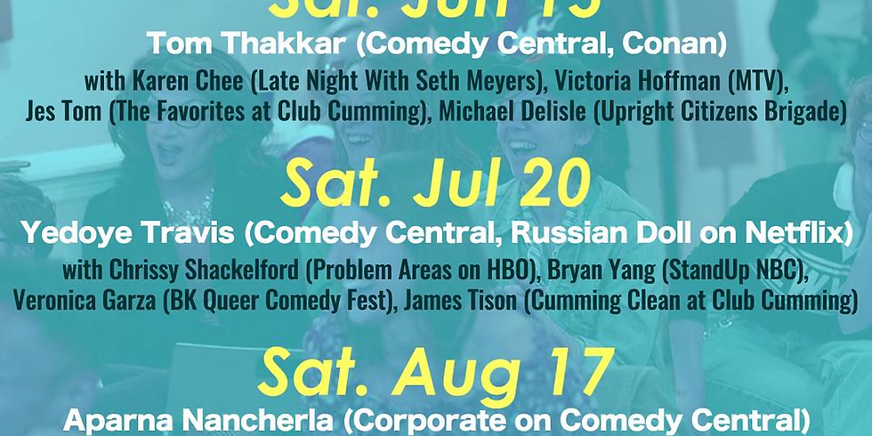 Living Your Best Life - Stand-Up Show