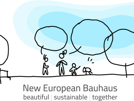 The New European Bauhaus: The Future of Sustainable Urban Development