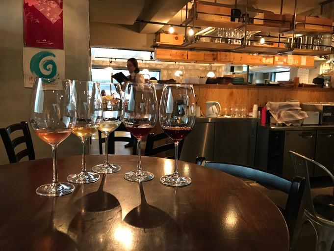 【ワイン】フジマル醸造所 - 清澄白河