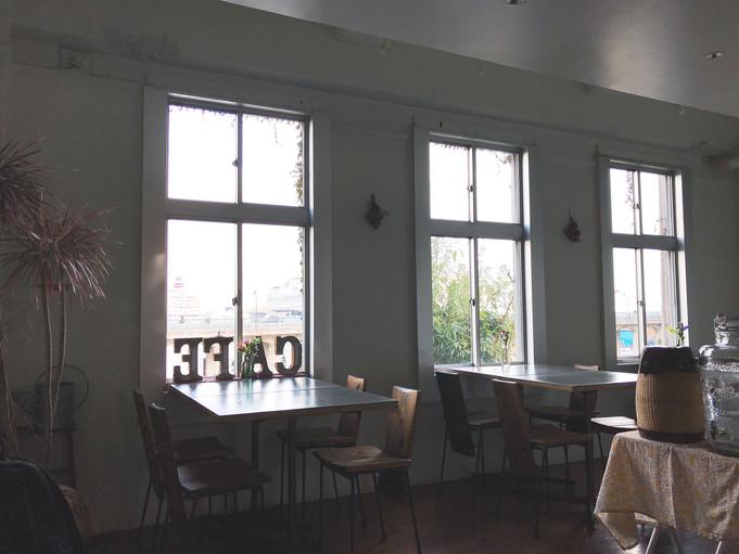 【カフェ】cafe&shop kaguya - 横浜関内