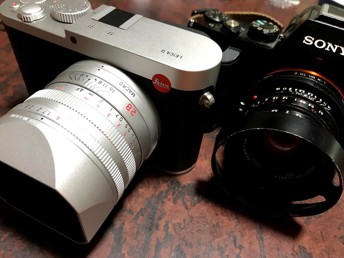 Leica Qを買った。