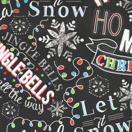 J6662 Christmas Chalk