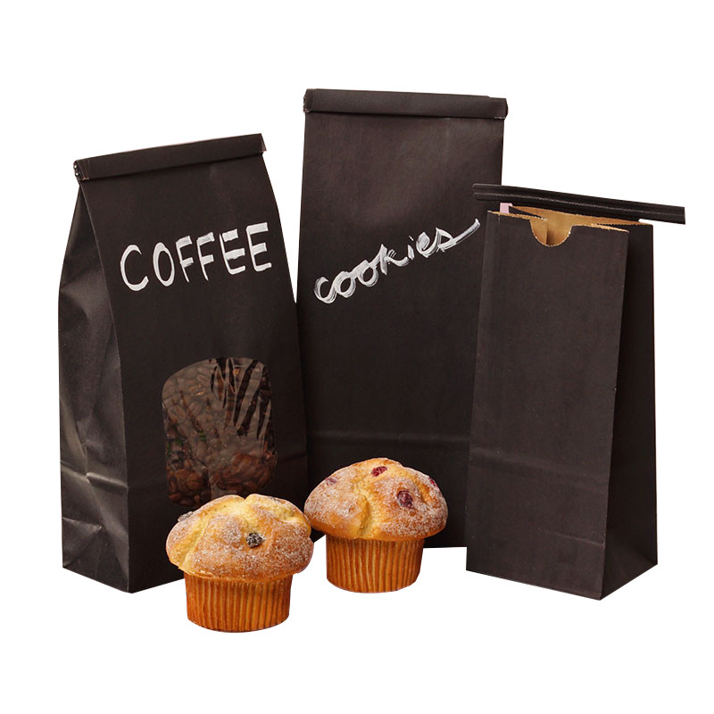 coffee and cookie bags