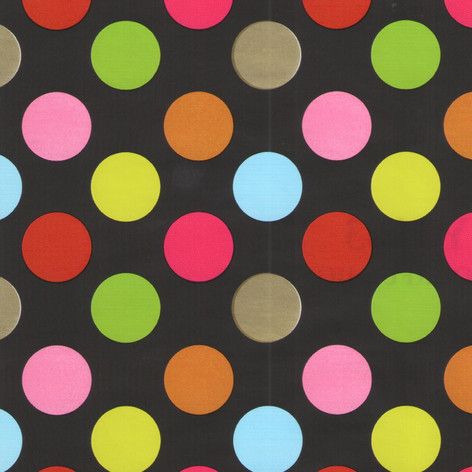 Y3163 Colourful Dots