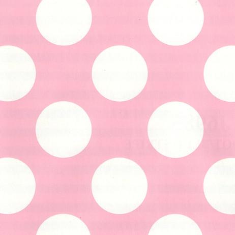 J6985 Pink Dot Blue Stripe