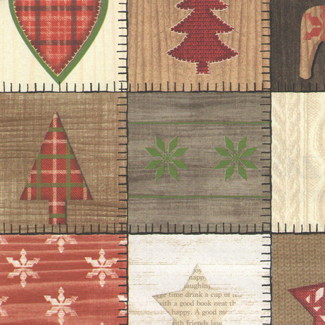 Z4841 Quilted Christmas