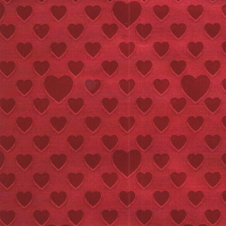 GW8800 Red Heart Foil