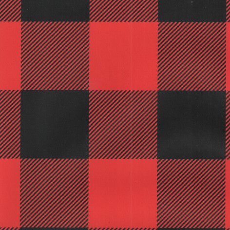 J6672 Buffalo Plaid