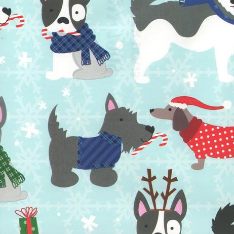 GW7909 Winter Dogs