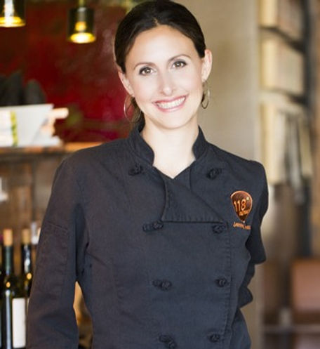 Chef Jenny Ross world famous raw foods chef